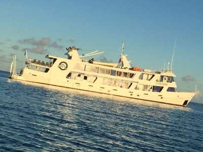 Truk Lagoon - Chuuk 2017