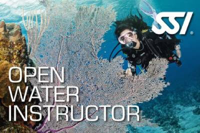 INSTRUTOR OPEN WATER