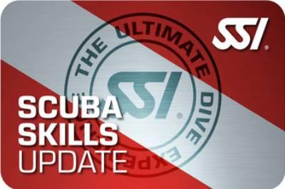 RECICLAGEM - Scuba Skills Update